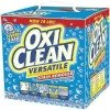 Oxiclean powder