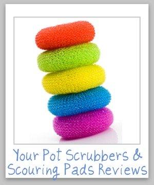 pot scrubbers
