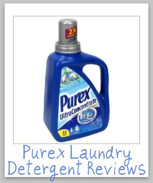 Purex Laundry Detergent Reviews Ratings And Information