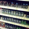 deodorant on shelf