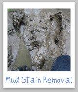 mud stain