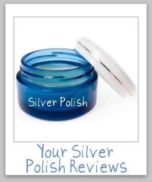 Natural Tarnish Remover For Silverware