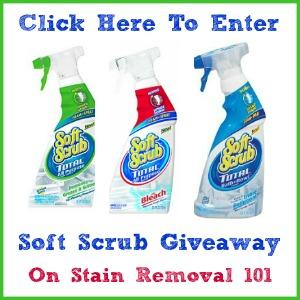 soft scrub giveaway