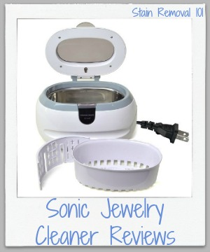sonic jewelry cleaner reviews
