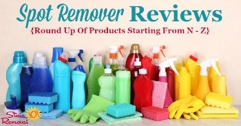 {N - Z} Spot remover reviews