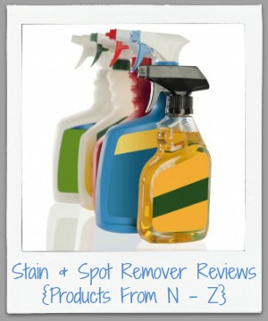 spot remover reviews