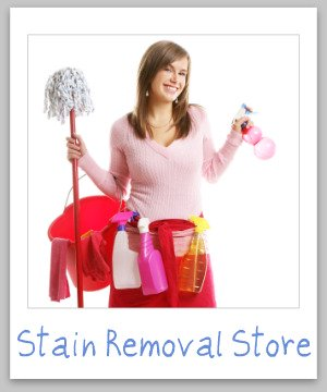 stain removal store