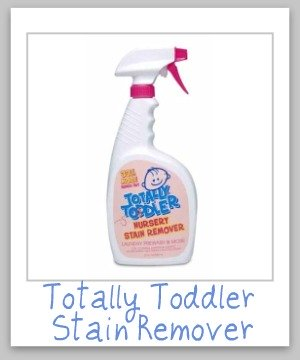 totally toddler stain remover