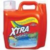 xtra detergent, calypso fresh scent