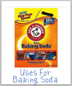 Uses For Baking Soda For Cleaning Laundry Odor And Stain