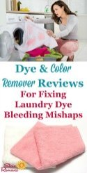 Dye & Color Remover