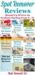 Over 60 Spot Remover Reviews