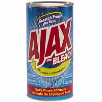 Ajax Cleanser Powder With Bleach Reviews