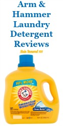 Arm And Hammer Detergent Reviews