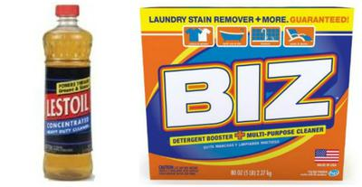 Biz Detergent Uses And What Stains Its Removed