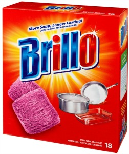 Brillo Pads Review How I Use These Steel Wool Soap Pads