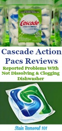 Problems With Cascade Action Pacs