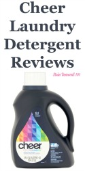 Cheer Laundry Detergent Reviews
