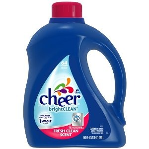 Cheer Laundry Detergent Reviews How It Effects Laundry