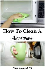 Clean Microwave With Lemon Juice