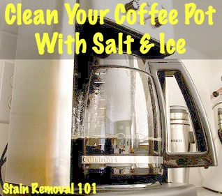 Coffee Pot Cleaning Tips Amp Home Remedies For Sparkling Carafes