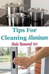 Cleaning Aluminum