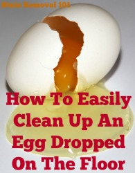 Cleaning Eggs