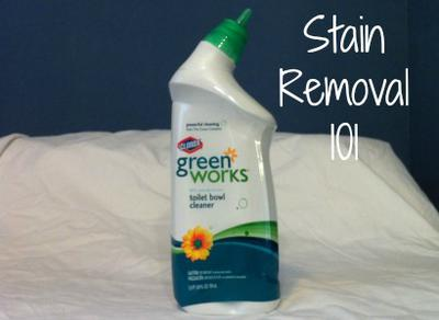 Clorox Green Works Toilet Bowl Cleaner Review