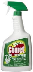 Comet Bathroom Cleaner Review
