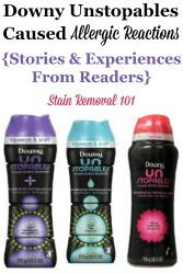 Downy Unstopables Reviews
