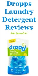 Dropps Laundry Detergent Reviews