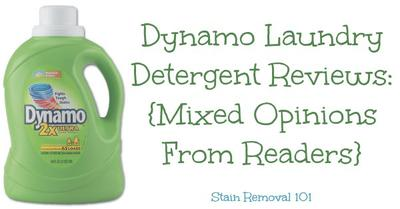 Dynamo detergent reviews mixed opinions dynamo detergent not good in my opinion solutioingenieria Image collections