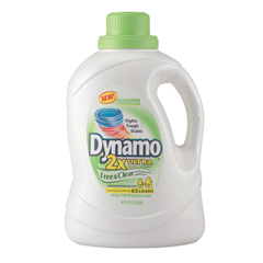 Dynamo Free And Clear Detergent