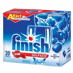 Finish Dishwasher Detergent Gelpacs Reviews And Experiences