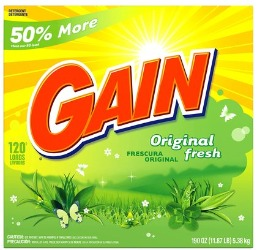 gain powdered detergent reviews amp ratings