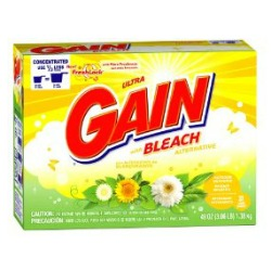 Gain Powdered Detergent With Bleach Is Being Rebranded