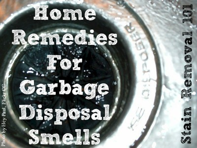 Garbage Disposal Smells Home Remedies To Fix The Problem