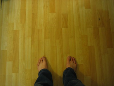 Hardwood Floor Scratches How Reader Got Rid Of Them
