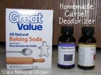 homemade carpet deodorizer ingredients