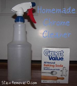 Homemade Chrome Cleaner & Polish Recipes