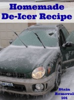 Homemade Deicer