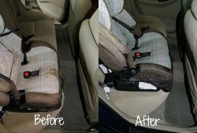 How To Clean Stains On Car Seats From Cola