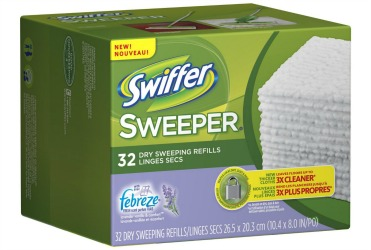 Swiffer Refills Are Expensive!