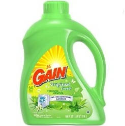 Gain Detergent Reviews How Well Does Liquid Work