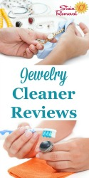 Jewelry Cleaner Reviews