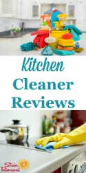 Kitchen Cleaner Reviews