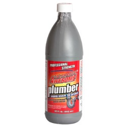 La S Totally Awesome Plumber Liquid Drain Cleaner Review