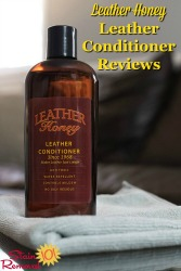 Leather Honey Leather Conditioner Reviews