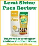 Lemi Shine Pacs Review