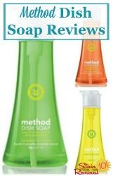 Method Dish Soap Reviews